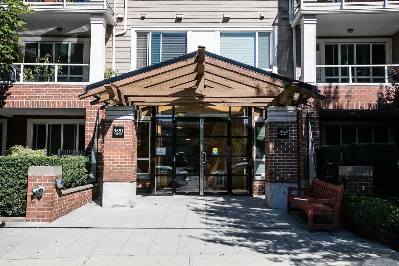 Condo Apartment at 305 3651 FOSTER AVENUE, Unit 305, Vancouver East, British Columbia. Image 1