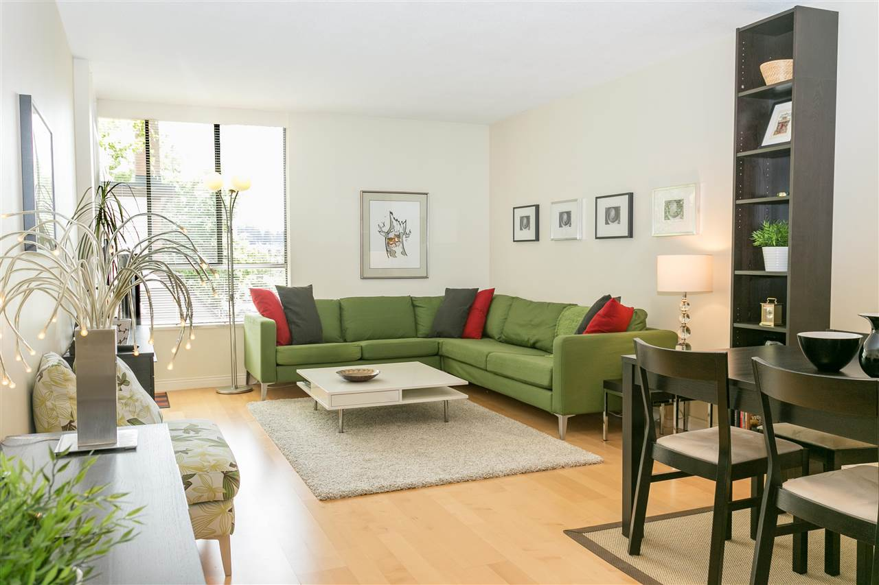 Condo Apartment at 309 3905 SPRINGTREE DRIVE, Unit 309, Vancouver West, British Columbia. Image 1