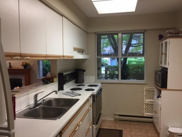 Condo Apartment at 108 1518 W 70TH AVENUE, Unit 108, Vancouver West, British Columbia. Image 7