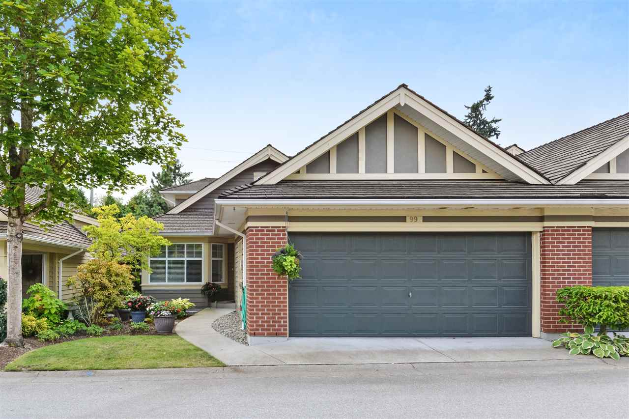 Townhouse at 99 15500 ROSEMARY HEIGHTS CRESCENT, Unit 99, South Surrey White Rock, British Columbia. Image 1