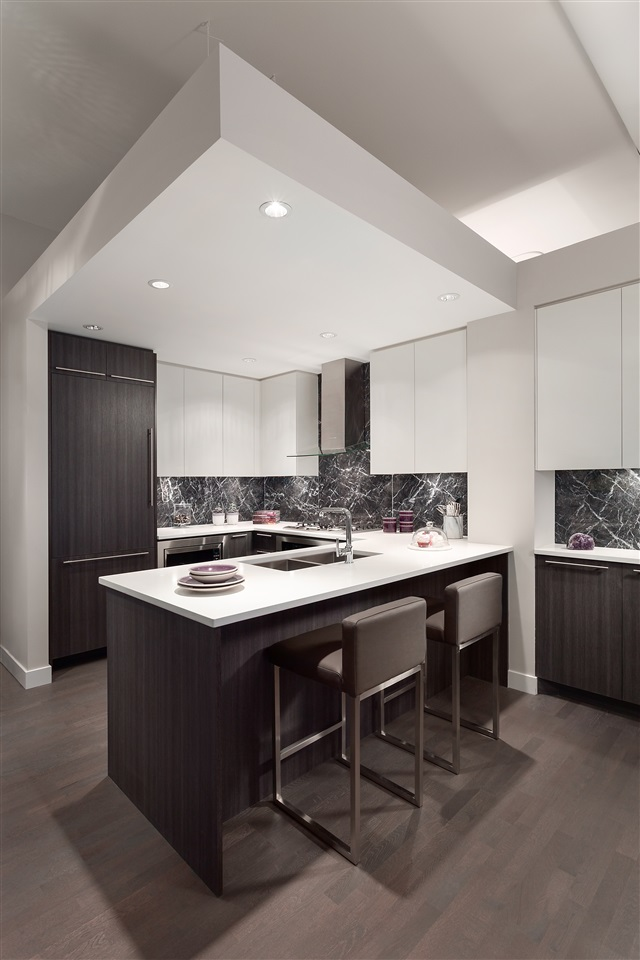Condo Apartment at B505 4951 CAMBIE STREET, Unit B505, Vancouver West, British Columbia. Image 4