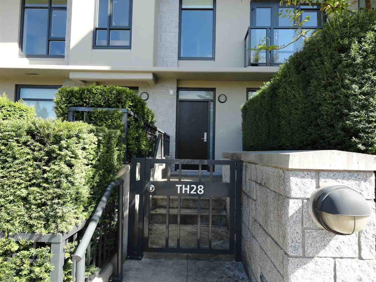 Townhouse at TH28 6093 IONA DRIVE, Unit TH28, Vancouver West, British Columbia. Image 19