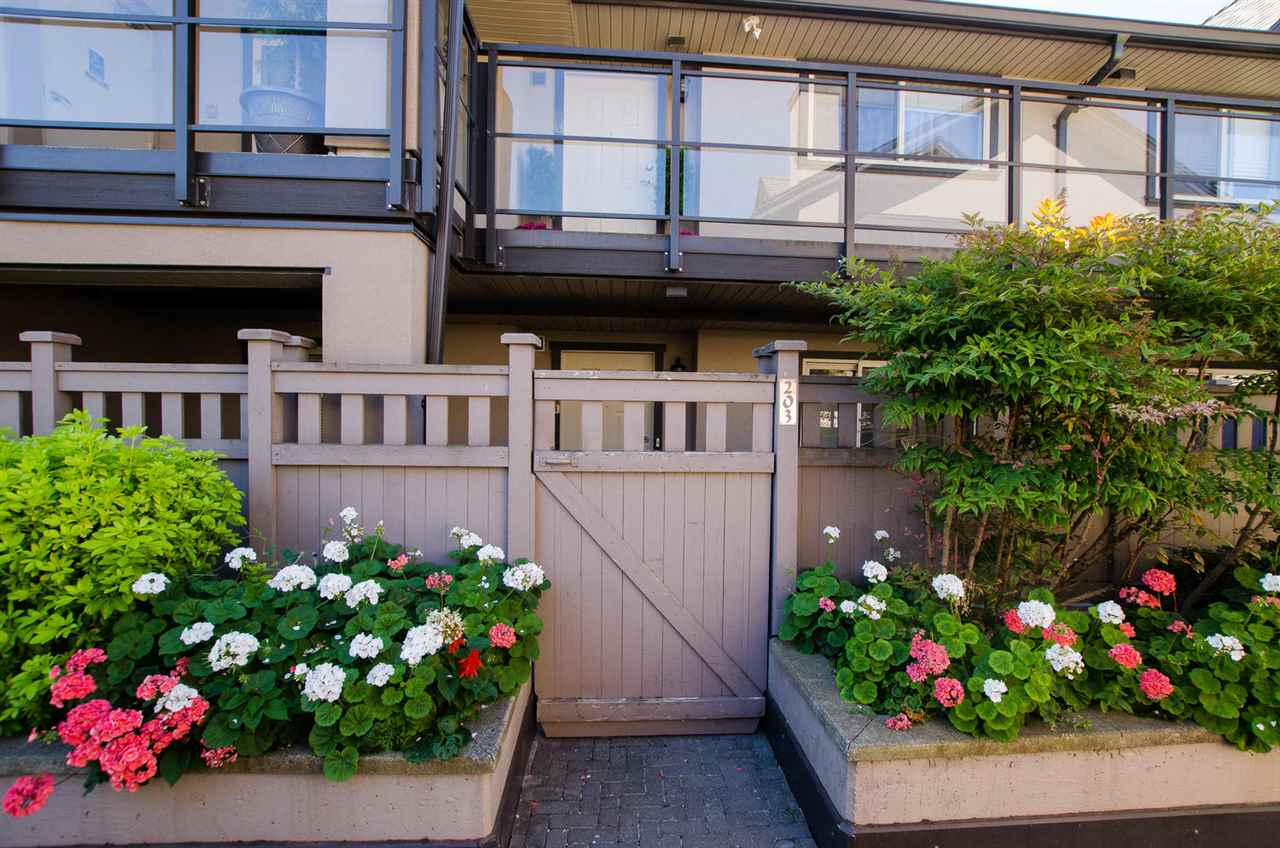 Condo Apartment at A203 4811 53 STREET, Unit A203, Ladner, British Columbia. Image 1