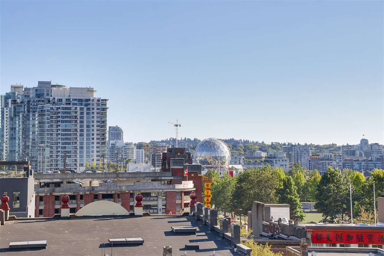 Condo Apartment at 605 138 E HASTINGS STREET, Unit 605, Vancouver East, British Columbia. Image 8