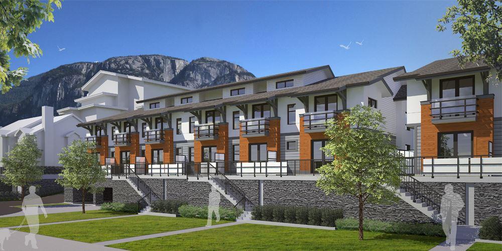 Townhouse at 71 1188 MAIN STREET, Unit 71, Squamish, British Columbia. Image 2