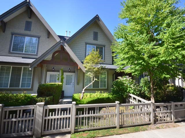 Townhouse at 40 8415 CUMBERLAND PLACE, Unit 40, Burnaby East, British Columbia. Image 1