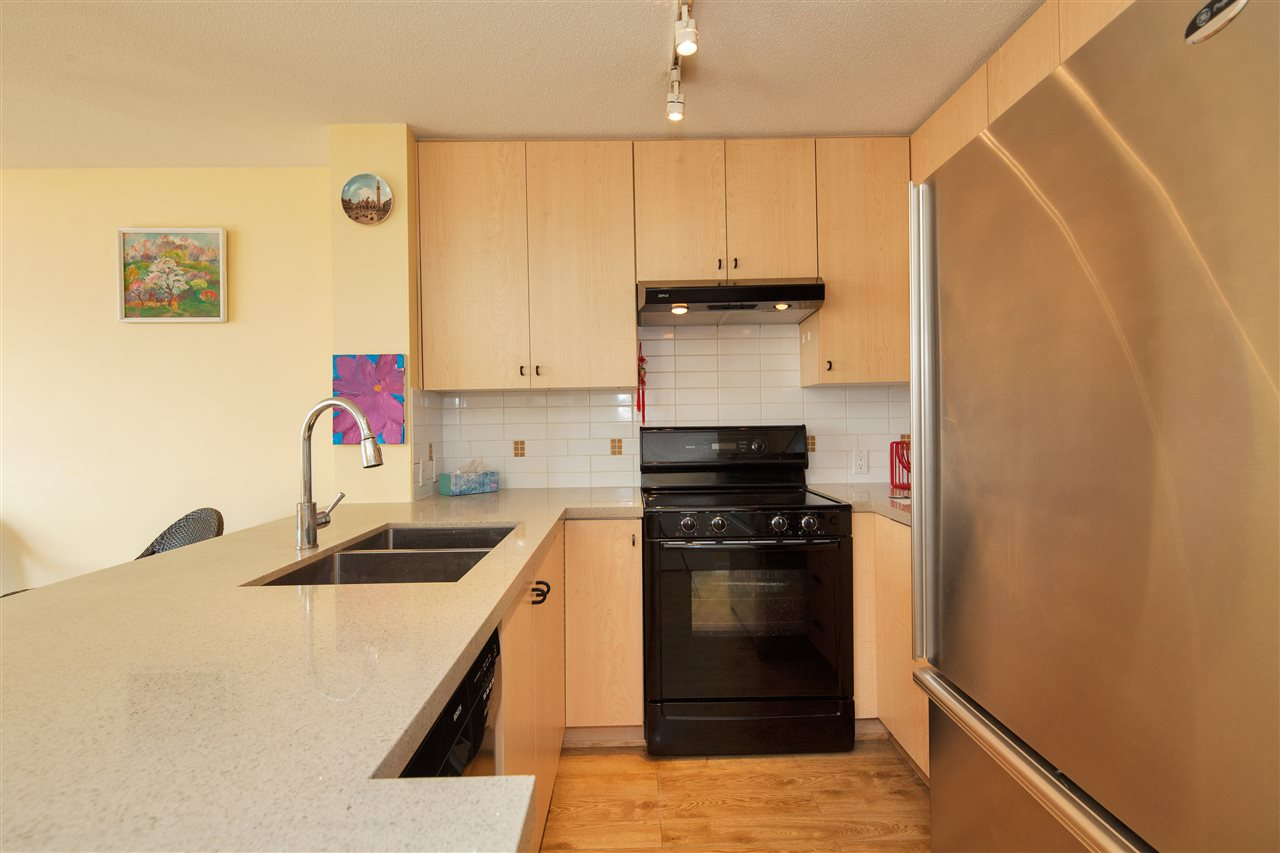 Condo Apartment at 510 124 W 3RD STREET, Unit 510, North Vancouver, British Columbia. Image 4