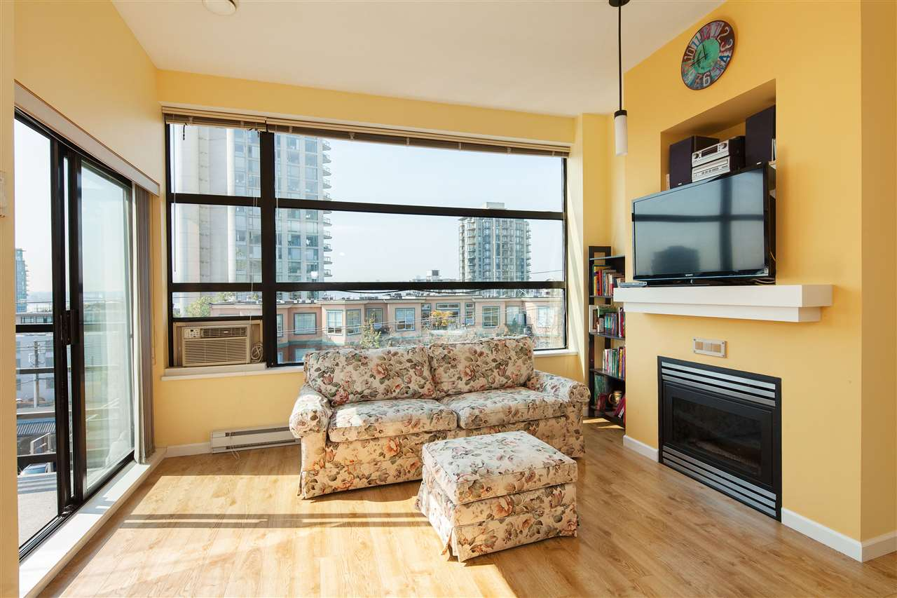 Condo Apartment at 510 124 W 3RD STREET, Unit 510, North Vancouver, British Columbia. Image 5