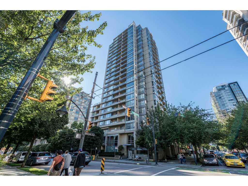 Condo Apartment at 410 1001 RICHARDS STREET, Unit 410, Vancouver West, British Columbia. Image 1