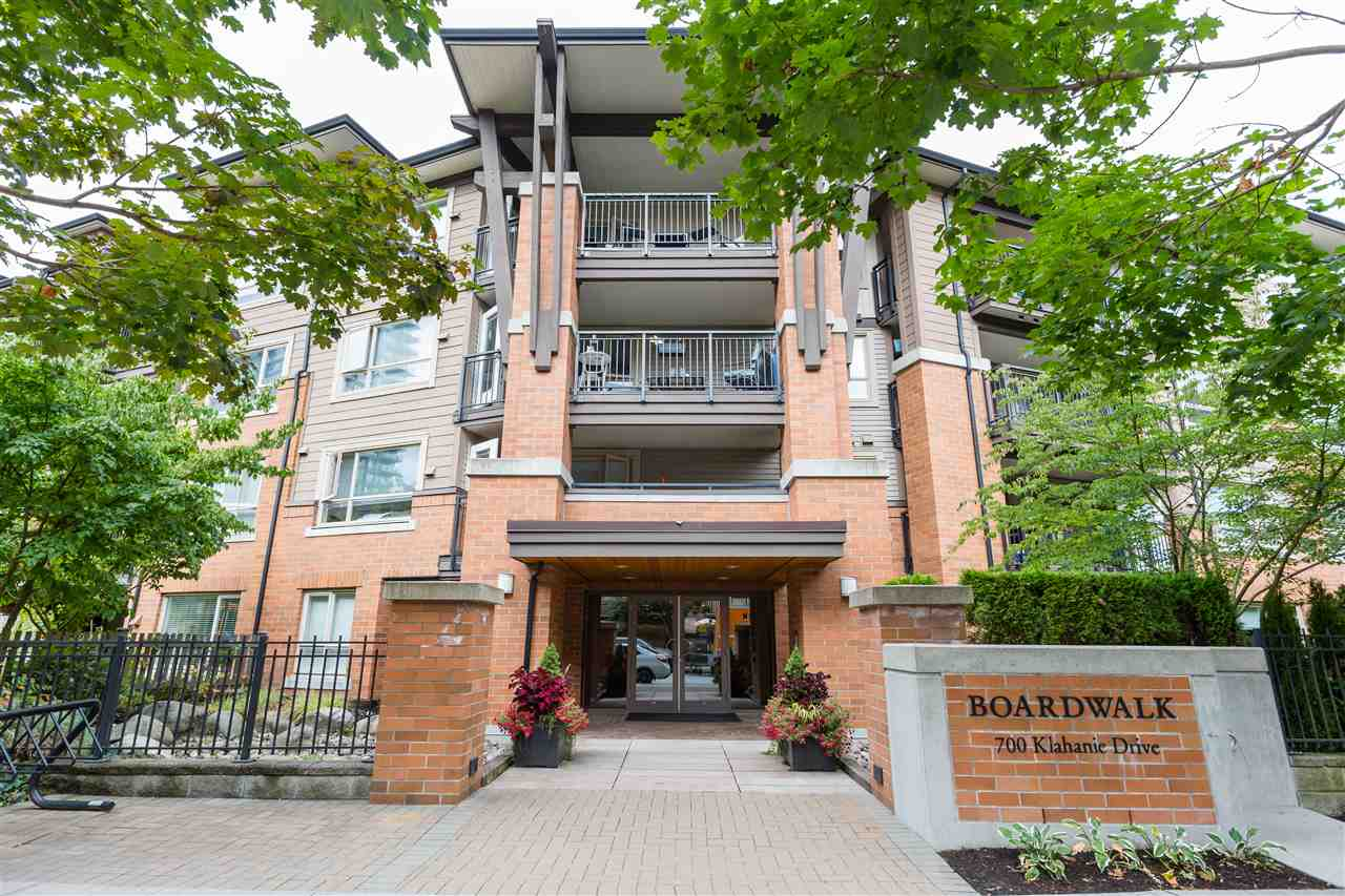 Condo Apartment at 419 700 KLAHANIE DRIVE, Unit 419, Port Moody, British Columbia. Image 1
