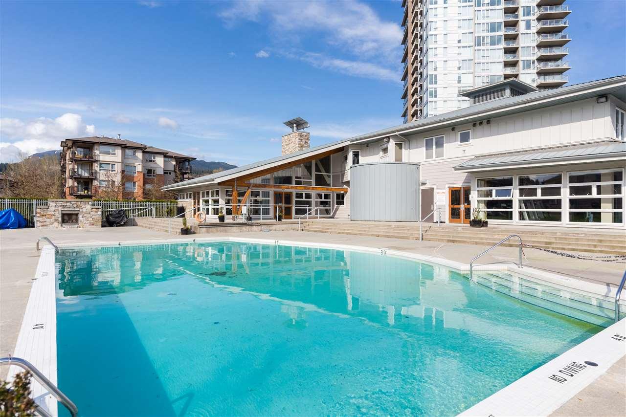Condo Apartment at 419 700 KLAHANIE DRIVE, Unit 419, Port Moody, British Columbia. Image 18