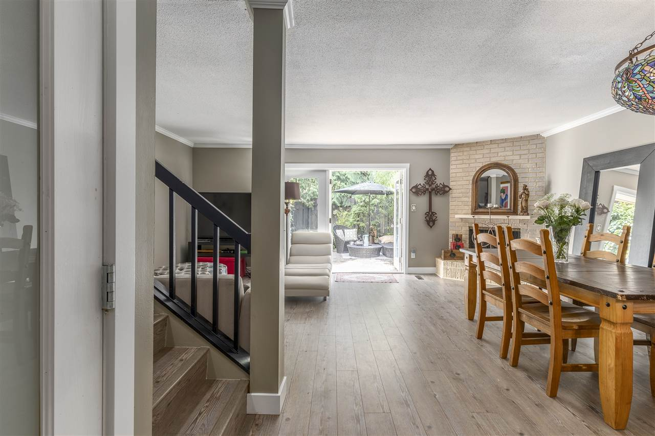 Townhouse at 4631 HOSKINS ROAD, North Vancouver, British Columbia. Image 5