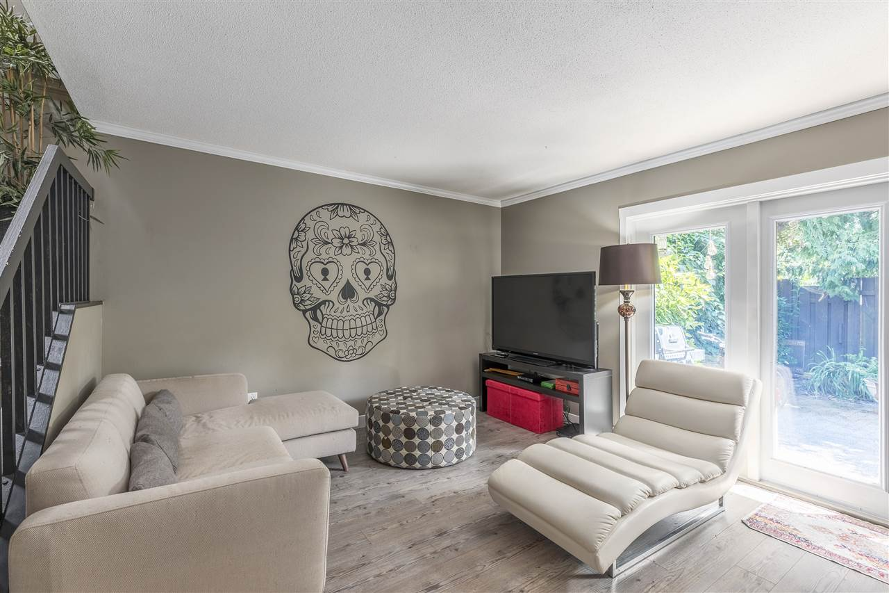 Townhouse at 4631 HOSKINS ROAD, North Vancouver, British Columbia. Image 8