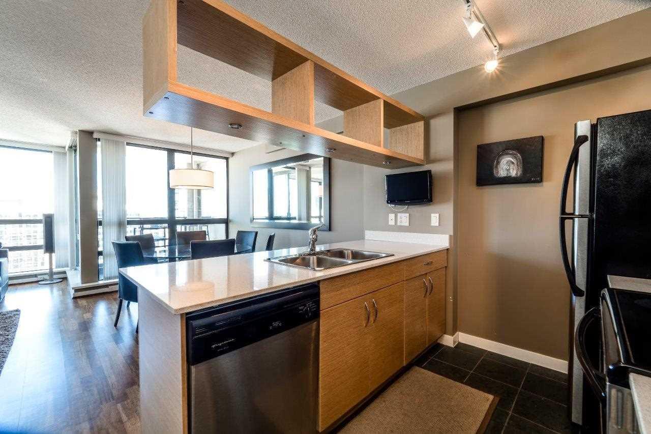 Condo Apartment at 2313 938 SMITHE STREET, Unit 2313, Vancouver West, British Columbia. Image 2