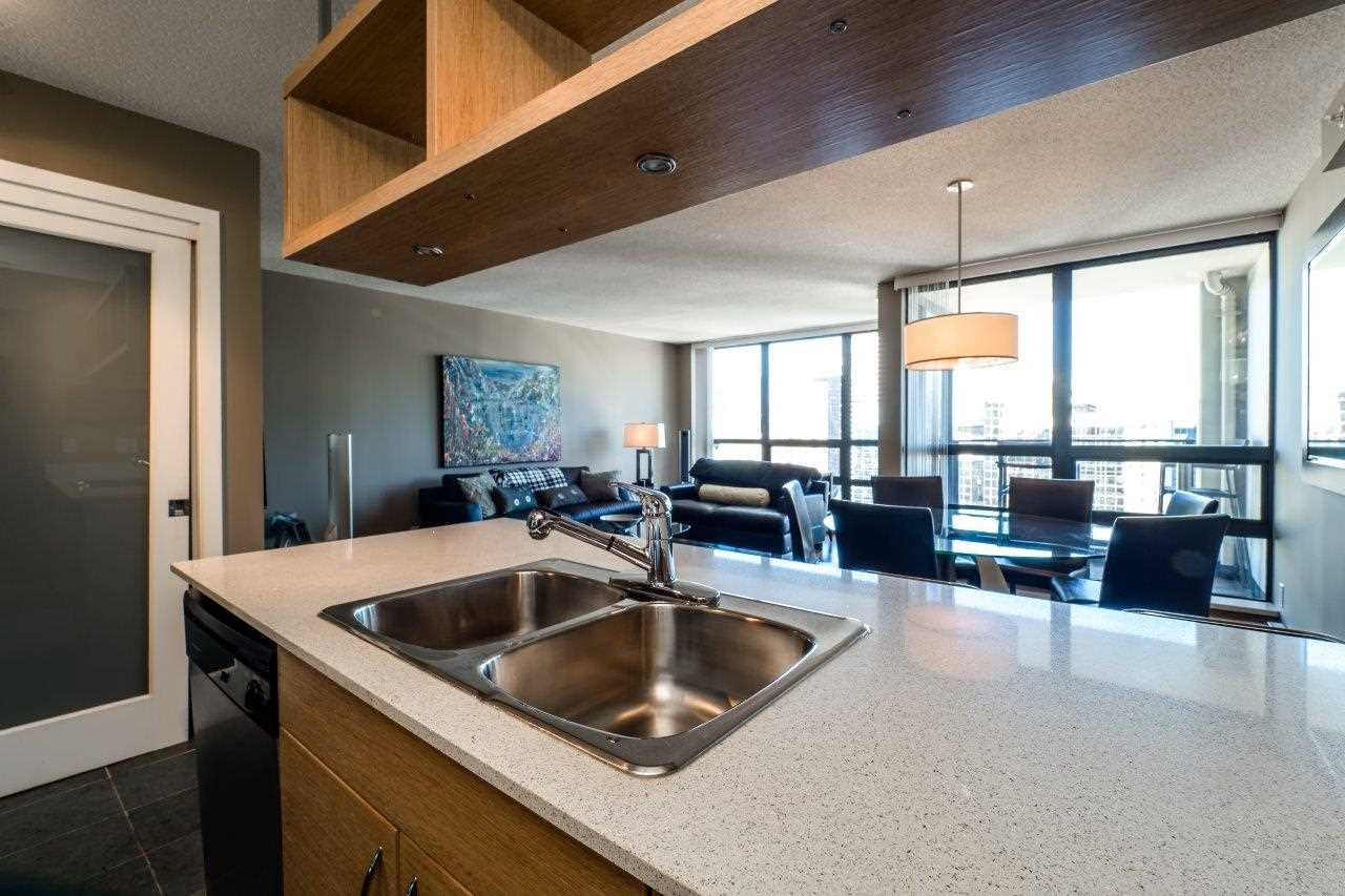 Condo Apartment at 2313 938 SMITHE STREET, Unit 2313, Vancouver West, British Columbia. Image 3