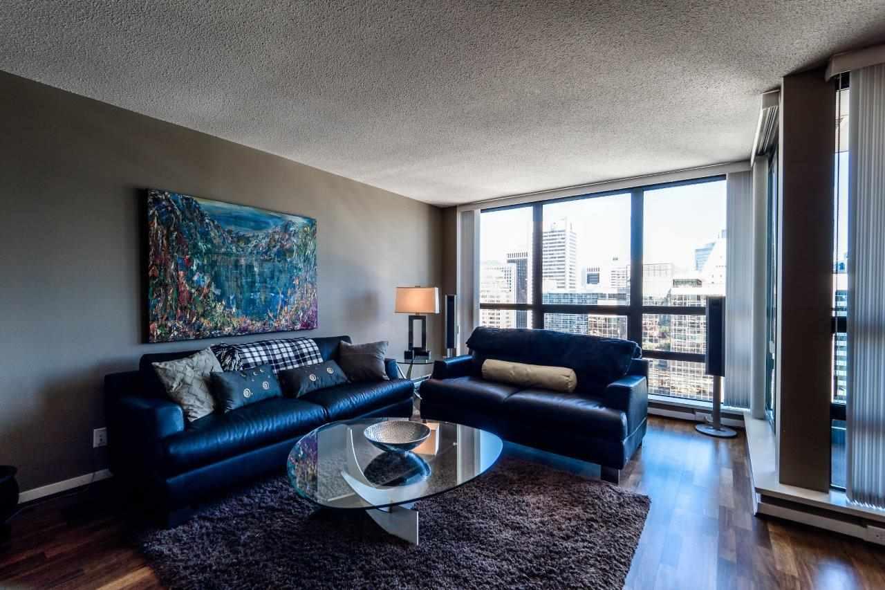 Condo Apartment at 2313 938 SMITHE STREET, Unit 2313, Vancouver West, British Columbia. Image 4