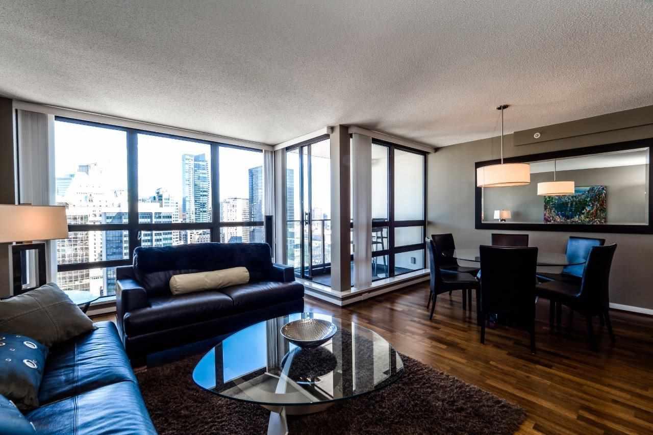 Condo Apartment at 2313 938 SMITHE STREET, Unit 2313, Vancouver West, British Columbia. Image 5