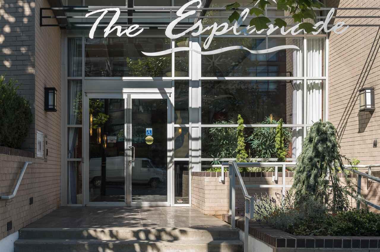 Condo Apartment at 604 188 E ESPLANADE, Unit 604, North Vancouver, British Columbia. Image 2