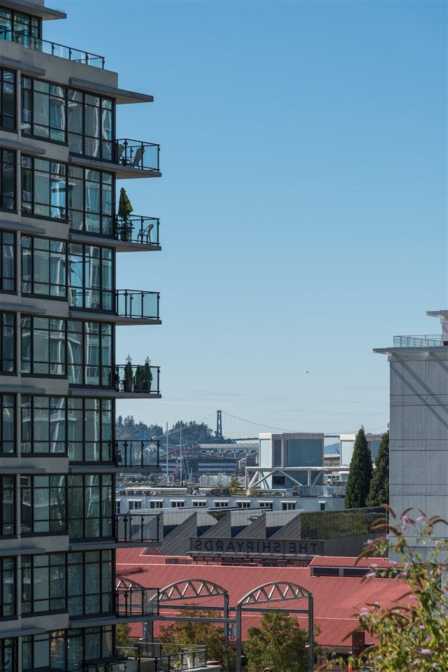 Condo Apartment at 604 188 E ESPLANADE, Unit 604, North Vancouver, British Columbia. Image 3