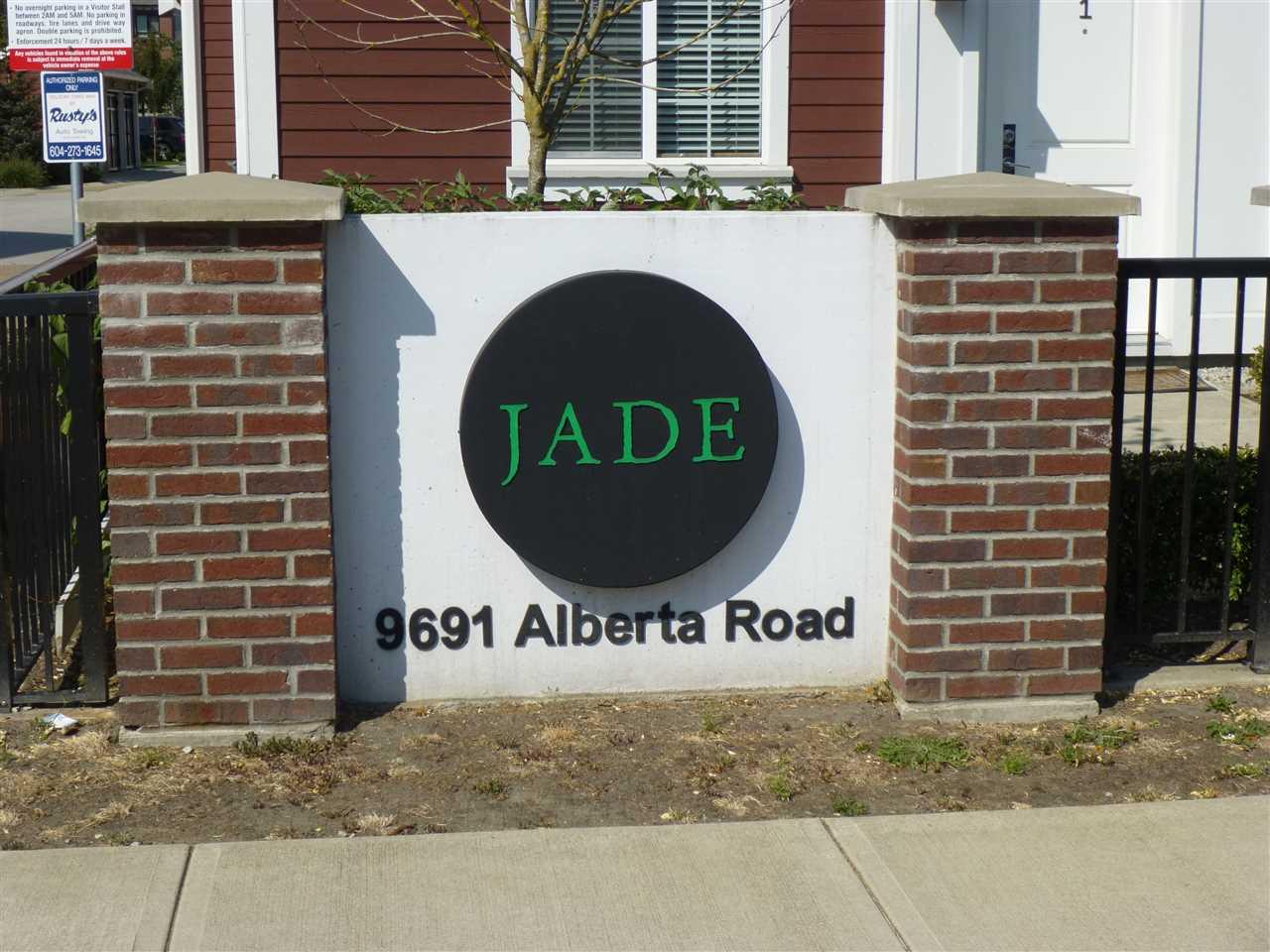Condo Apartment at 15 9691 ALBERTA ROAD, Unit 15, Richmond, British Columbia. Image 1