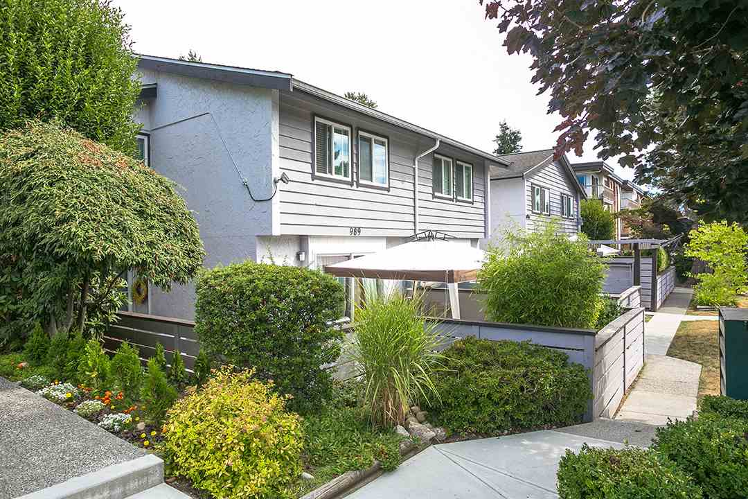 Townhouse at 985 HOWIE AVENUE, Coquitlam, British Columbia. Image 1