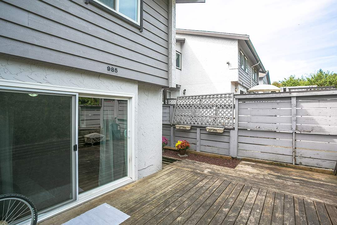Townhouse at 985 HOWIE AVENUE, Coquitlam, British Columbia. Image 15