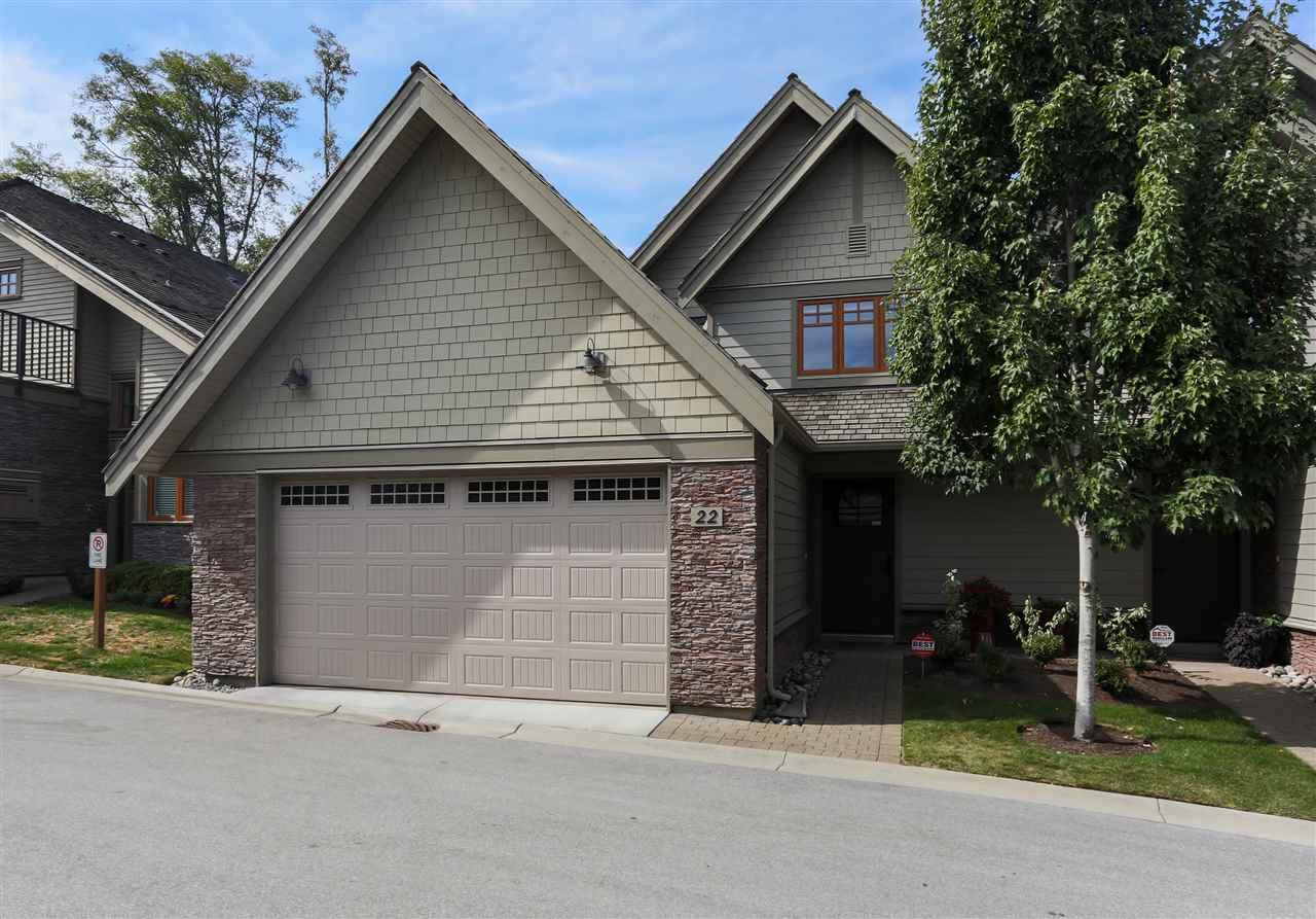 Townhouse at 22 3109 161 STREET, Unit 22, South Surrey White Rock, British Columbia. Image 1