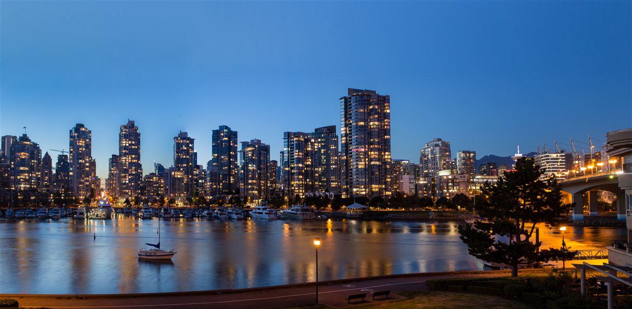 Condo Apartment at 307 1859 SPYGLASS PLACE, Unit 307, Vancouver West, British Columbia. Image 4