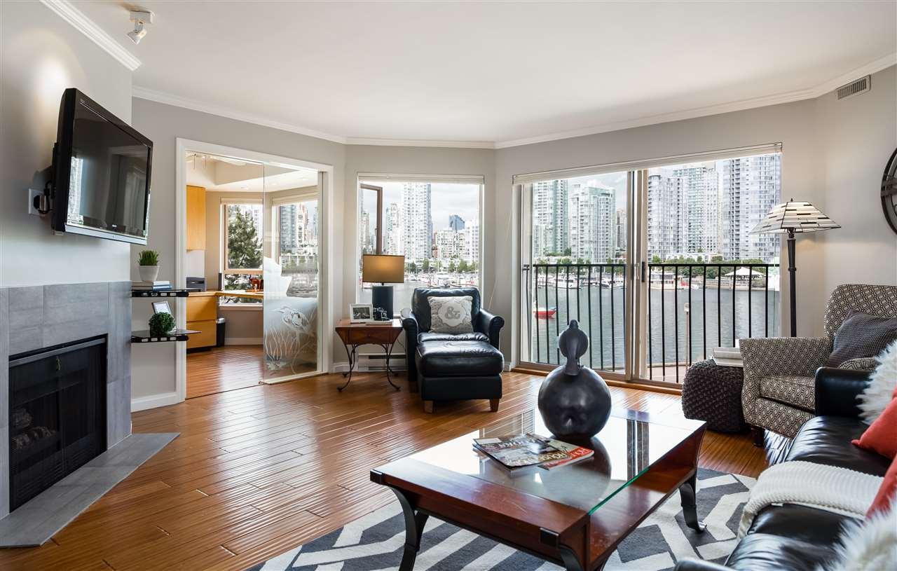 Condo Apartment at 307 1859 SPYGLASS PLACE, Unit 307, Vancouver West, British Columbia. Image 5