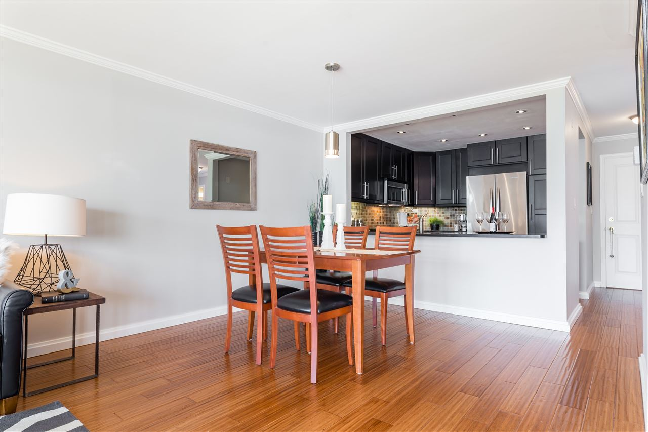 Condo Apartment at 307 1859 SPYGLASS PLACE, Unit 307, Vancouver West, British Columbia. Image 8