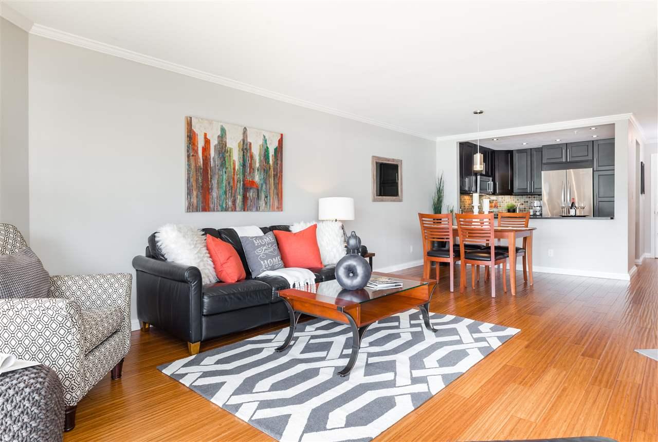 Condo Apartment at 307 1859 SPYGLASS PLACE, Unit 307, Vancouver West, British Columbia. Image 9
