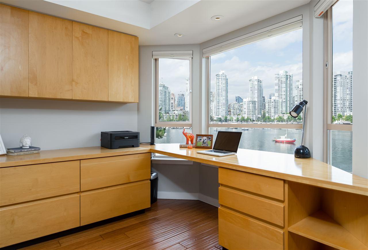 Condo Apartment at 307 1859 SPYGLASS PLACE, Unit 307, Vancouver West, British Columbia. Image 13