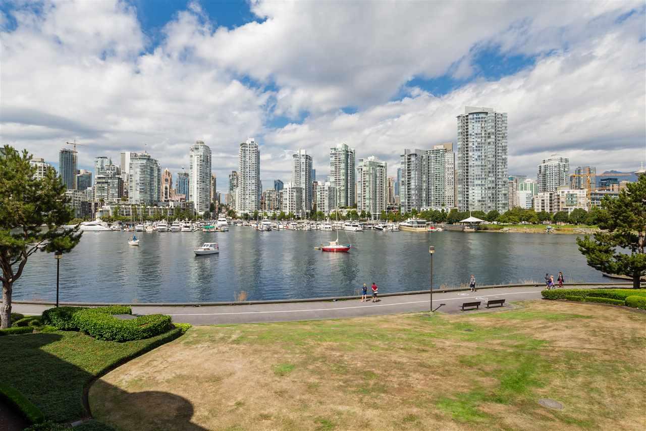 Condo Apartment at 307 1859 SPYGLASS PLACE, Unit 307, Vancouver West, British Columbia. Image 20