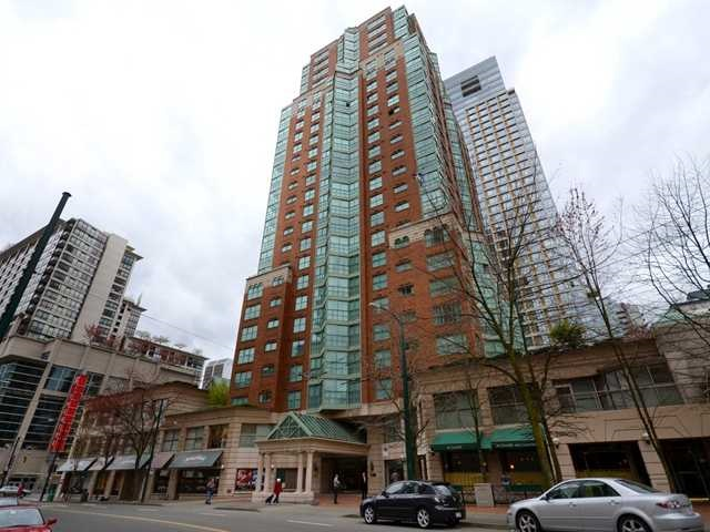 Condo Apartment at 1904 909 BURRARD STREET, Unit 1904, Vancouver West, British Columbia. Image 1