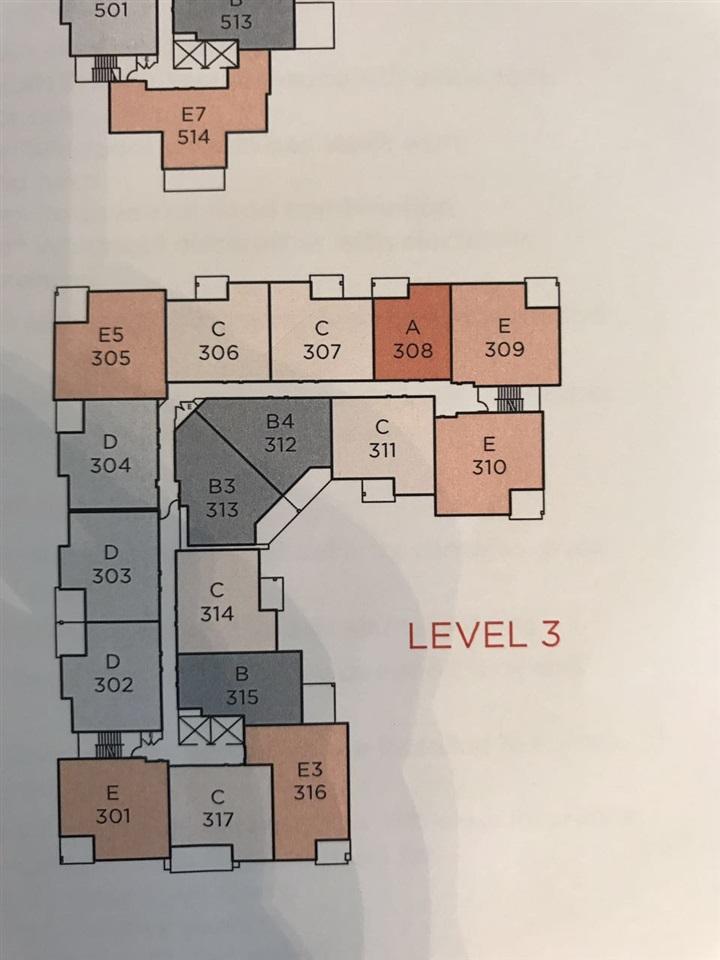 Condo Apartment at 307 607 COTTONWOOD AVENUE, Unit 307, Coquitlam, British Columbia. Image 5