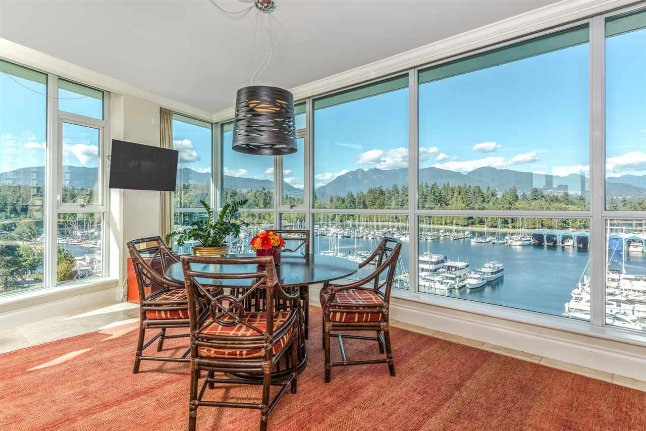 Condo Apartment at PH8 1717 BAYSHORE DRIVE, Unit PH8, Vancouver West, British Columbia. Image 4