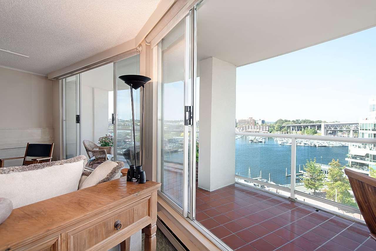 Condo Apartment at 801 1600 HOWE STREET, Unit 801, Vancouver West, British Columbia. Image 5
