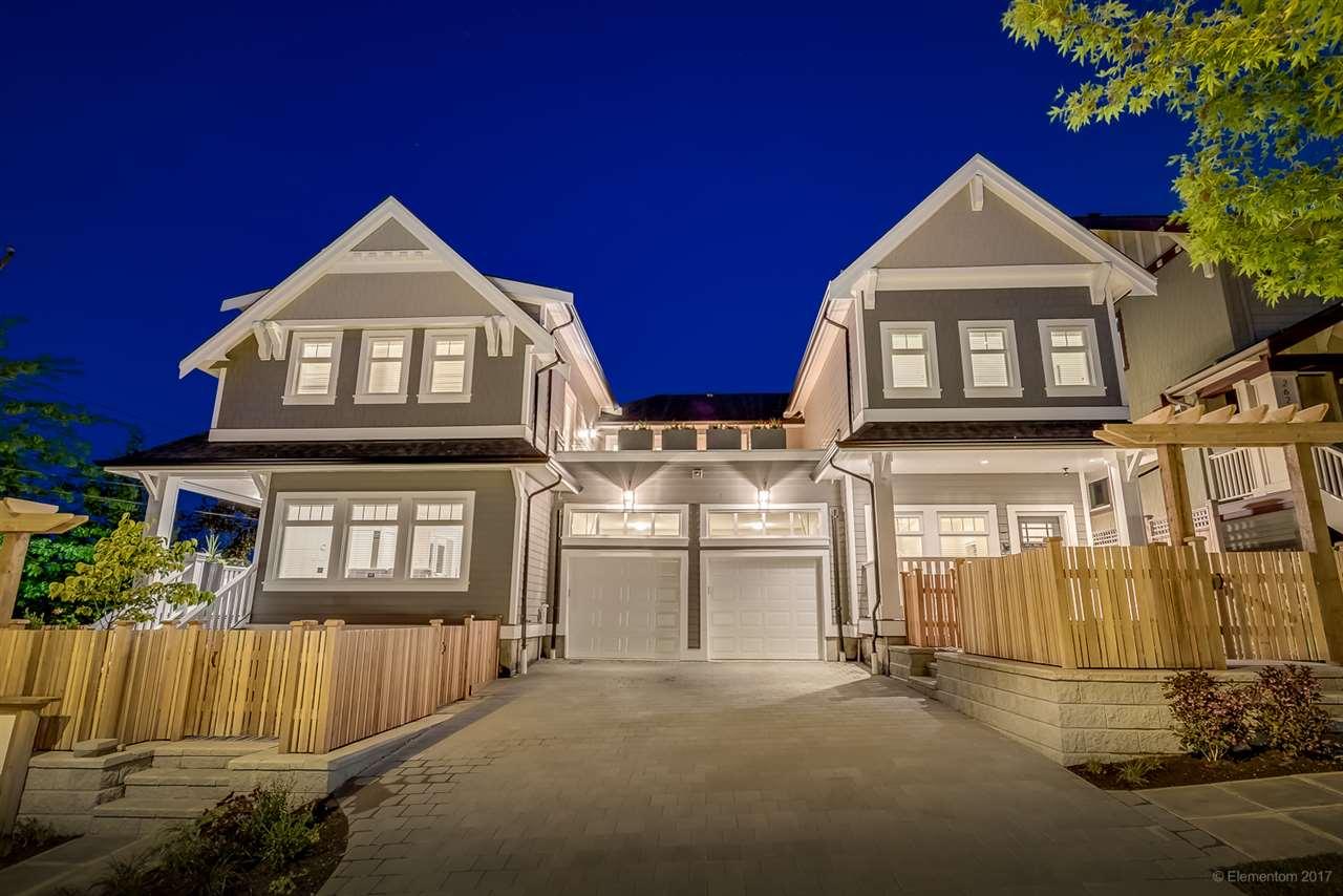 Half-duplex at 2645 LAKEWOOD DRIVE, Vancouver East, British Columbia. Image 1