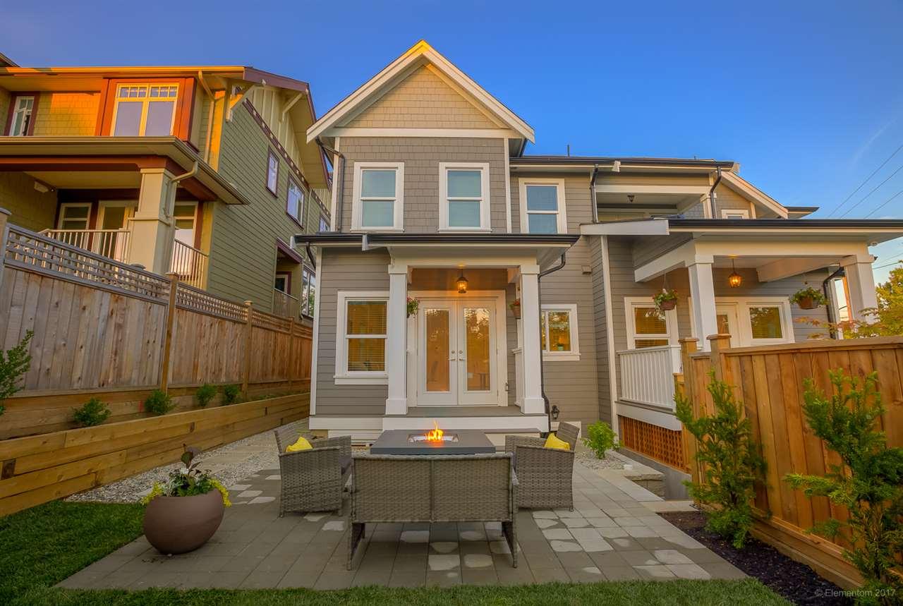 Half-duplex at 2645 LAKEWOOD DRIVE, Vancouver East, British Columbia. Image 20