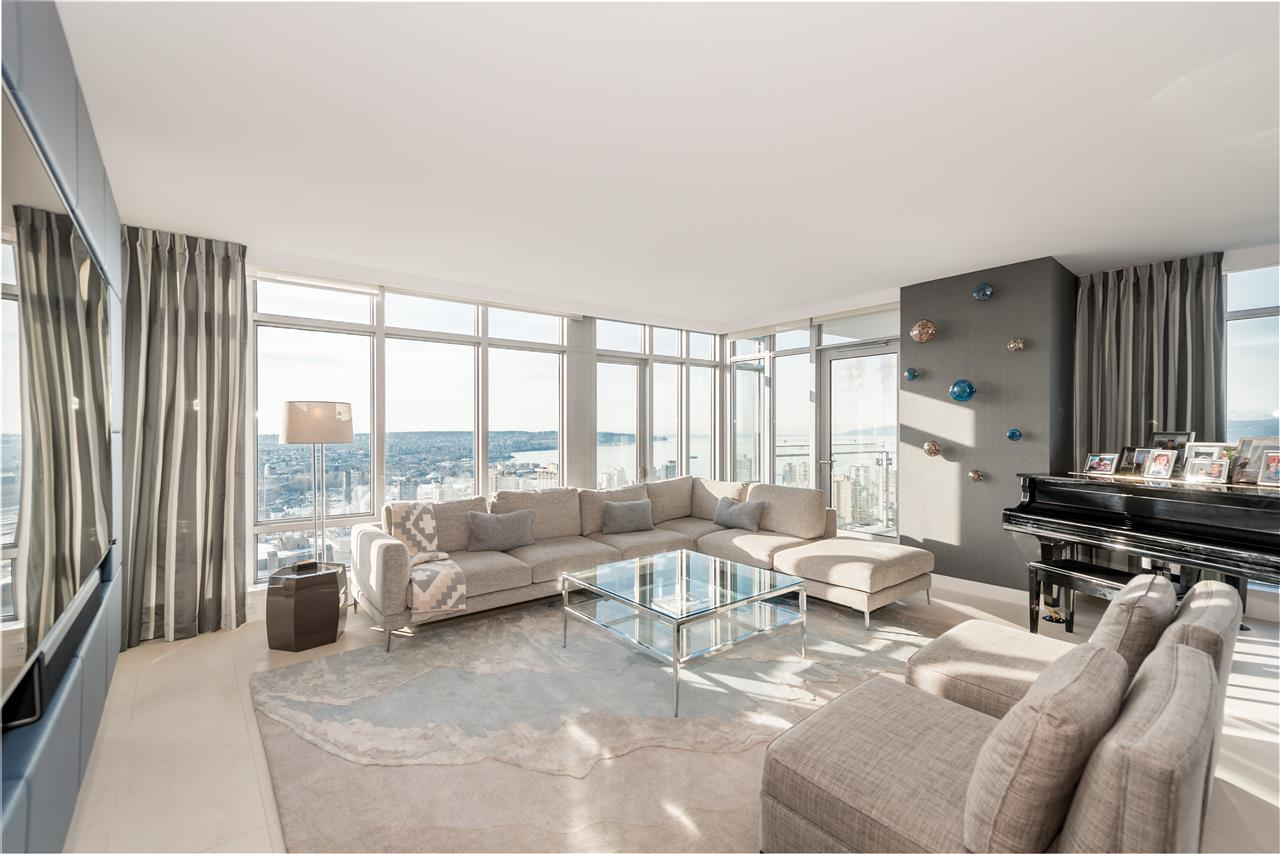 Condo Apartment at 3802 1028 BARCLAY STREET, Unit 3802, Vancouver West, British Columbia. Image 2