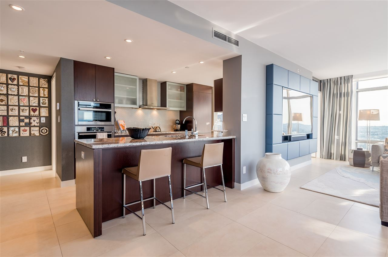 Condo Apartment at 3802 1028 BARCLAY STREET, Unit 3802, Vancouver West, British Columbia. Image 4