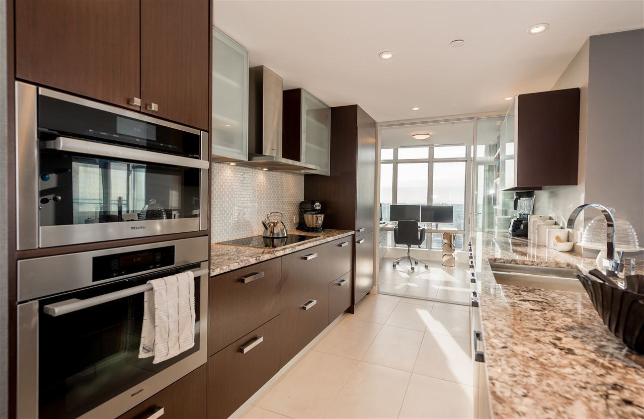 Condo Apartment at 3802 1028 BARCLAY STREET, Unit 3802, Vancouver West, British Columbia. Image 5
