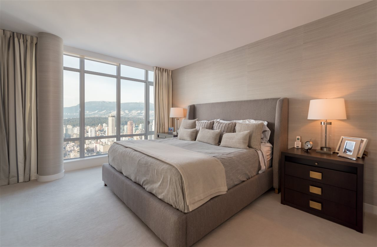 Condo Apartment at 3802 1028 BARCLAY STREET, Unit 3802, Vancouver West, British Columbia. Image 7