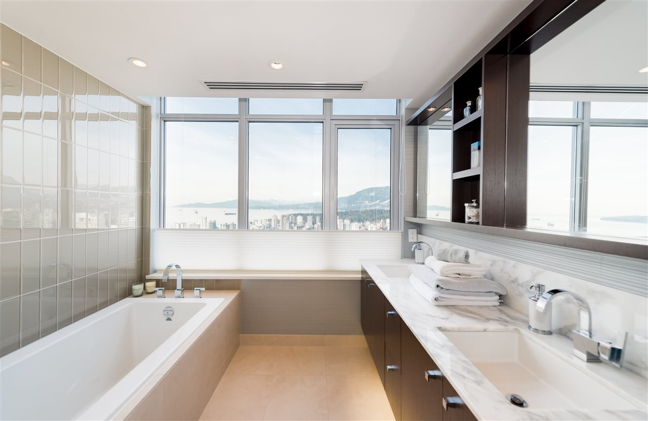 Condo Apartment at 3802 1028 BARCLAY STREET, Unit 3802, Vancouver West, British Columbia. Image 8