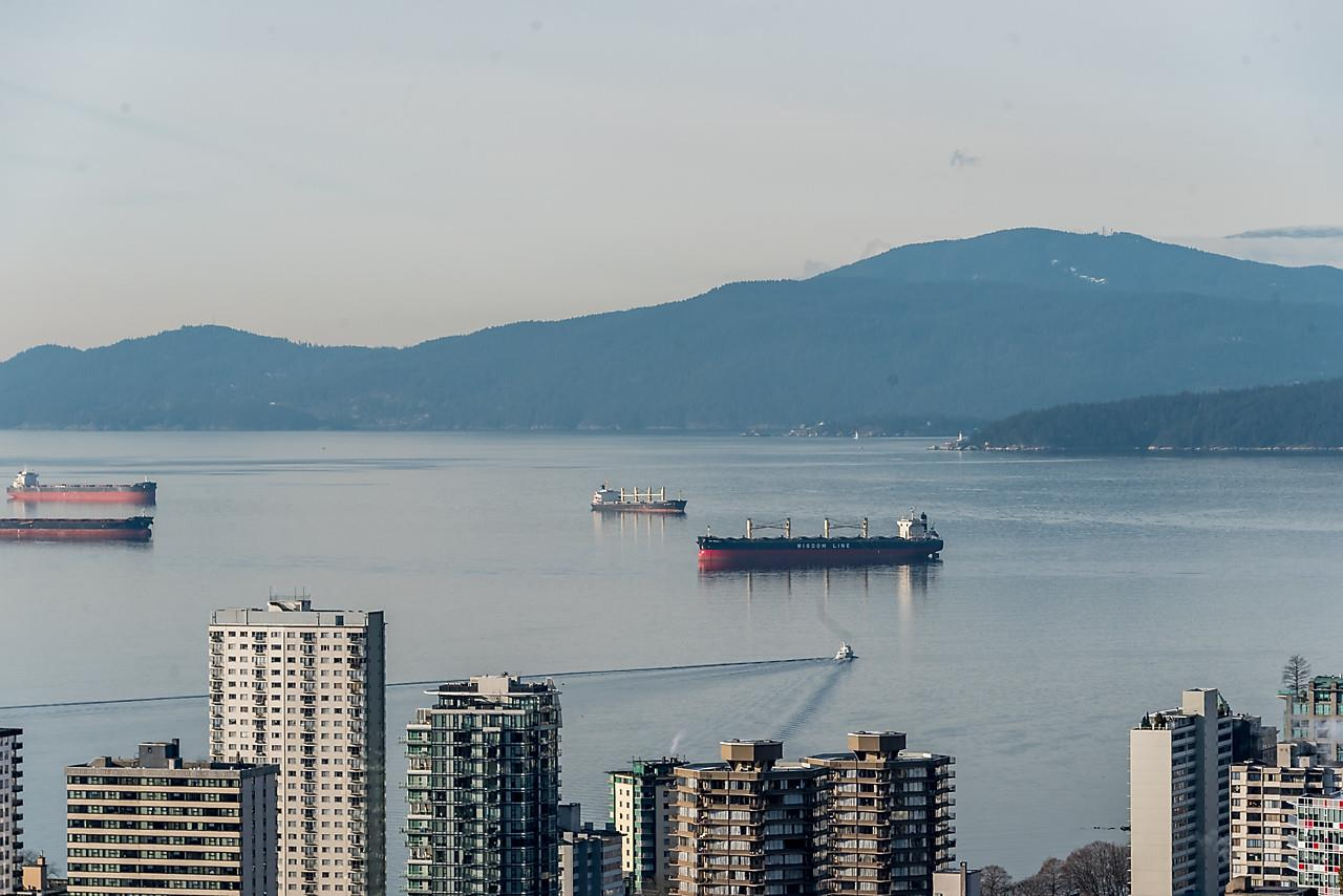 Condo Apartment at 3802 1028 BARCLAY STREET, Unit 3802, Vancouver West, British Columbia. Image 12
