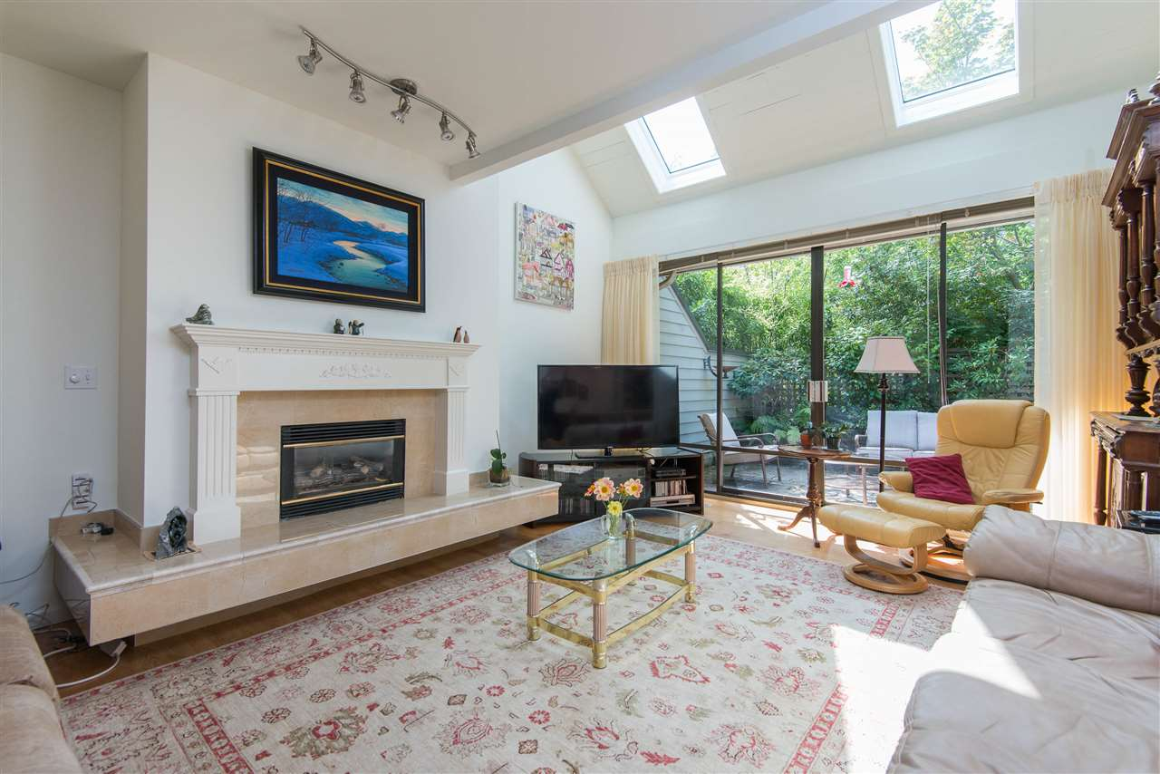 Townhouse at 12 4957 MARINE DRIVE, Unit 12, West Vancouver, British Columbia. Image 1