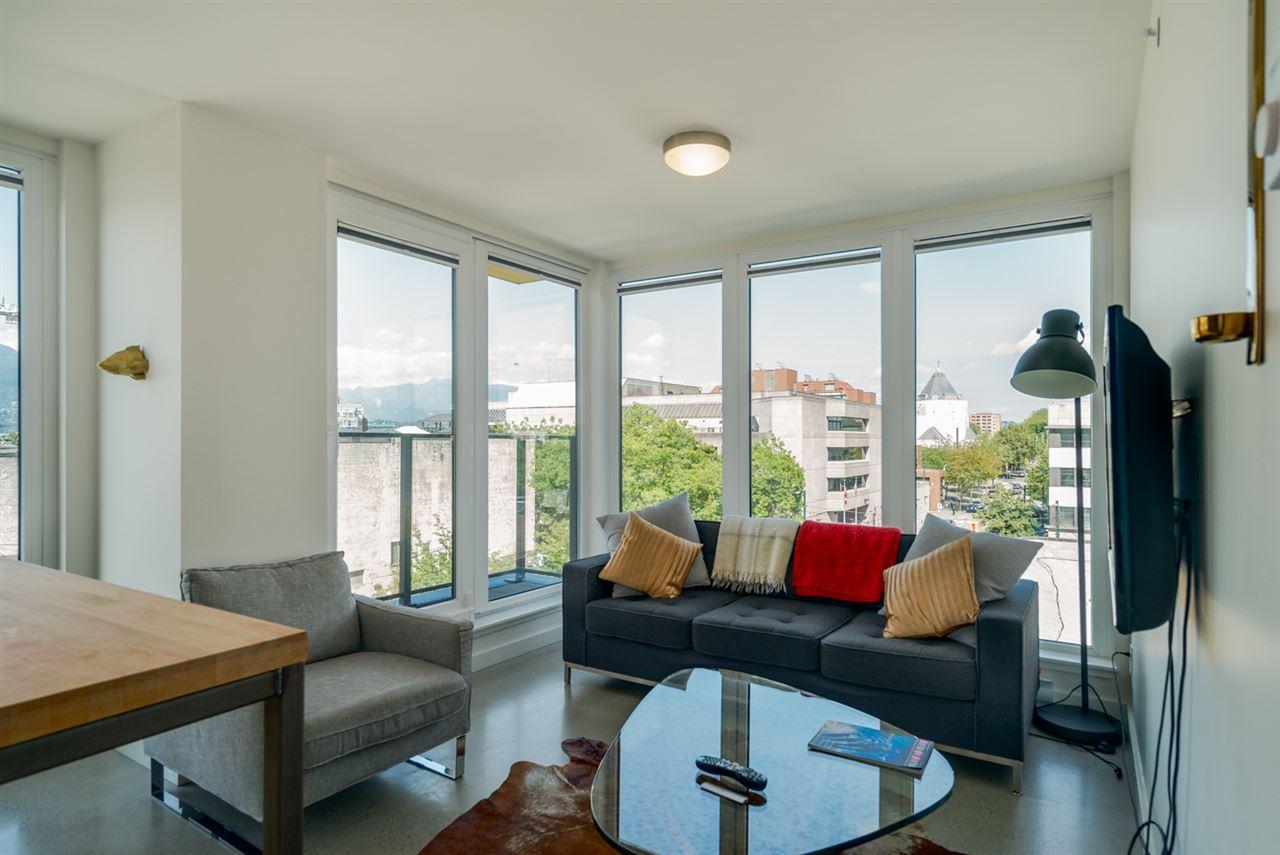Condo Apartment at 802 150 E CORDOVA STREET, Unit 802, Vancouver East, British Columbia. Image 1