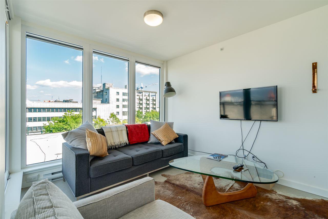 Condo Apartment at 802 150 E CORDOVA STREET, Unit 802, Vancouver East, British Columbia. Image 2