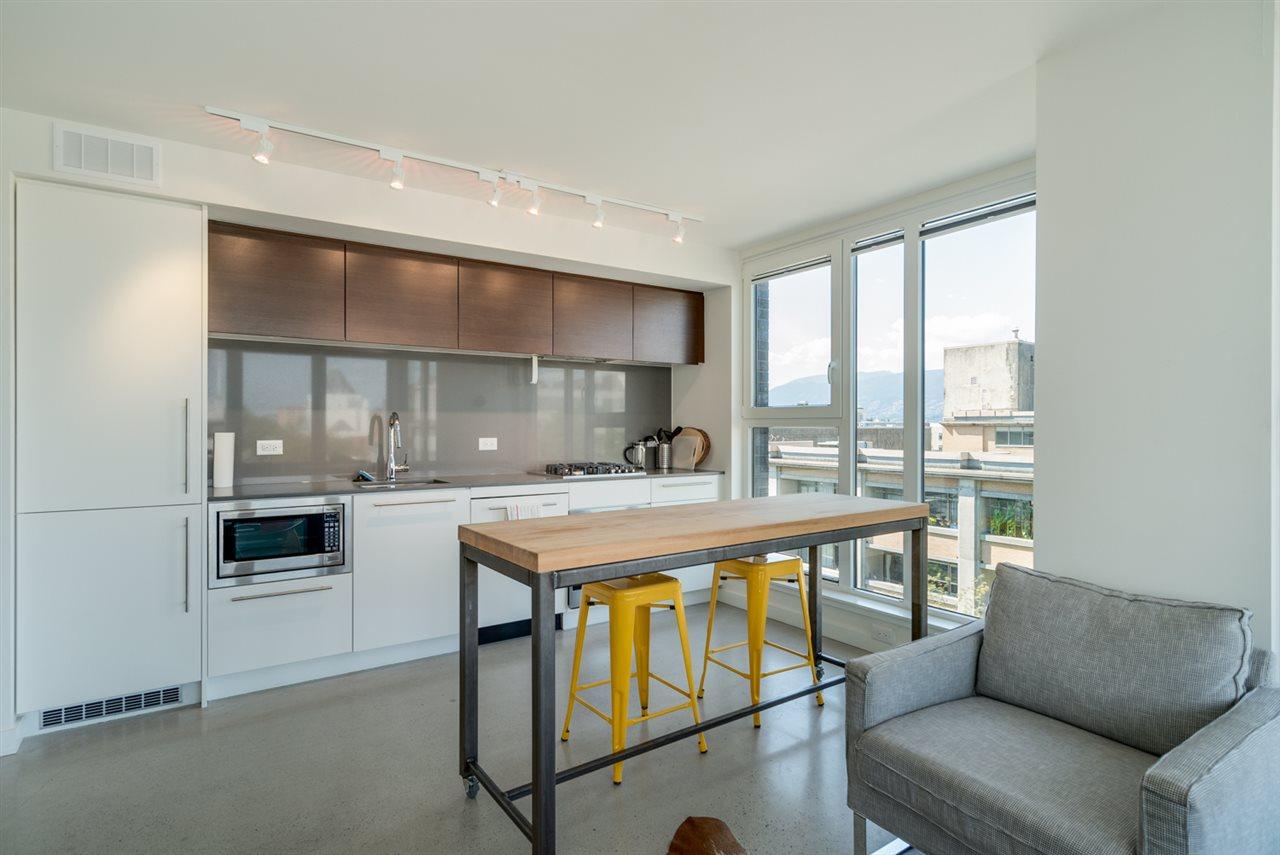 Condo Apartment at 802 150 E CORDOVA STREET, Unit 802, Vancouver East, British Columbia. Image 4