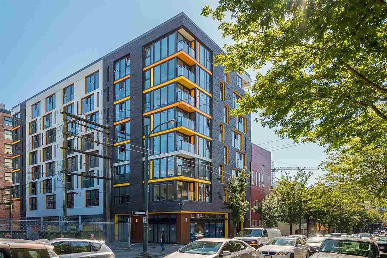 Condo Apartment at 802 150 E CORDOVA STREET, Unit 802, Vancouver East, British Columbia. Image 13